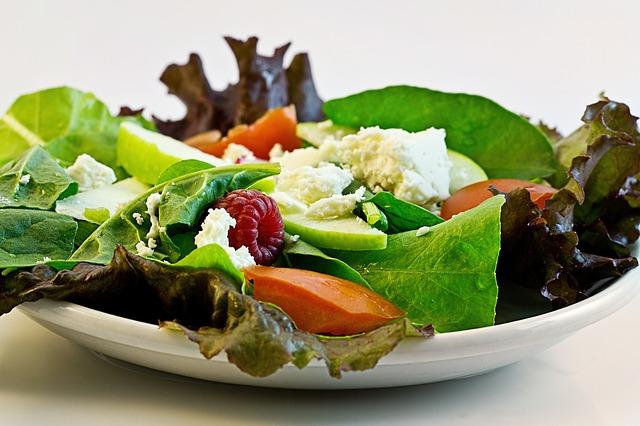 Gesunde Ernährung ist das A&O beim Abnehmen