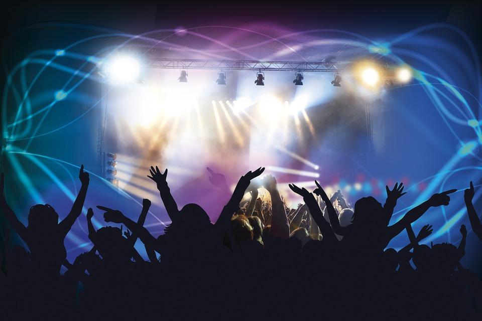 Star werden auf der Bühne