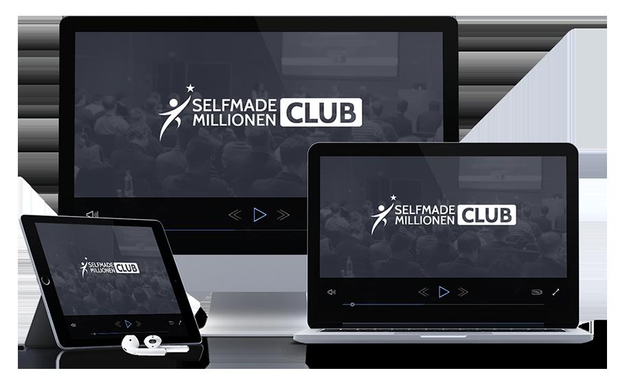 Der Selfmade Millionen Club von Denis Hoeger Caballero