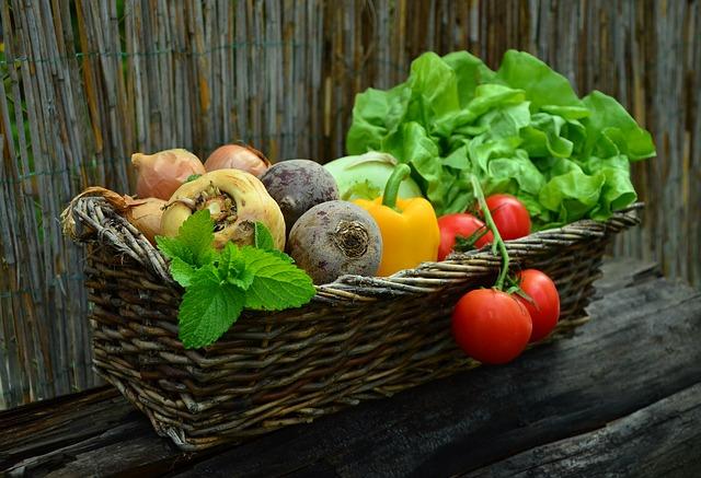 schnell viel abnehmen durch gesund essen