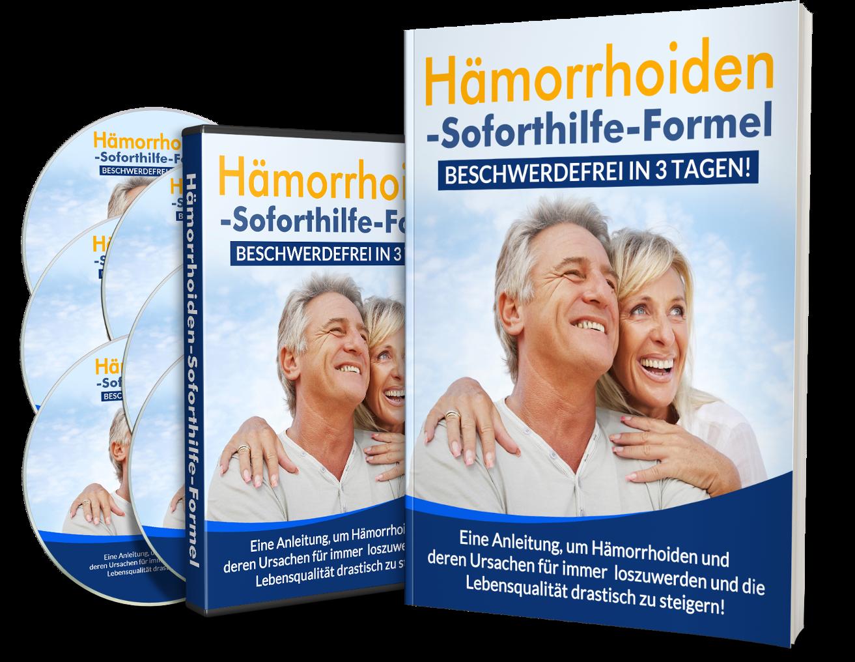 Hämorrhoiden Behandlung Formel