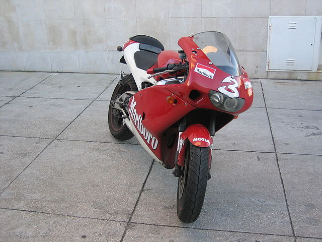 125er Supersportler - Aprilia rs 125