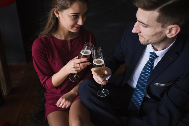Dating, Frau, Mann