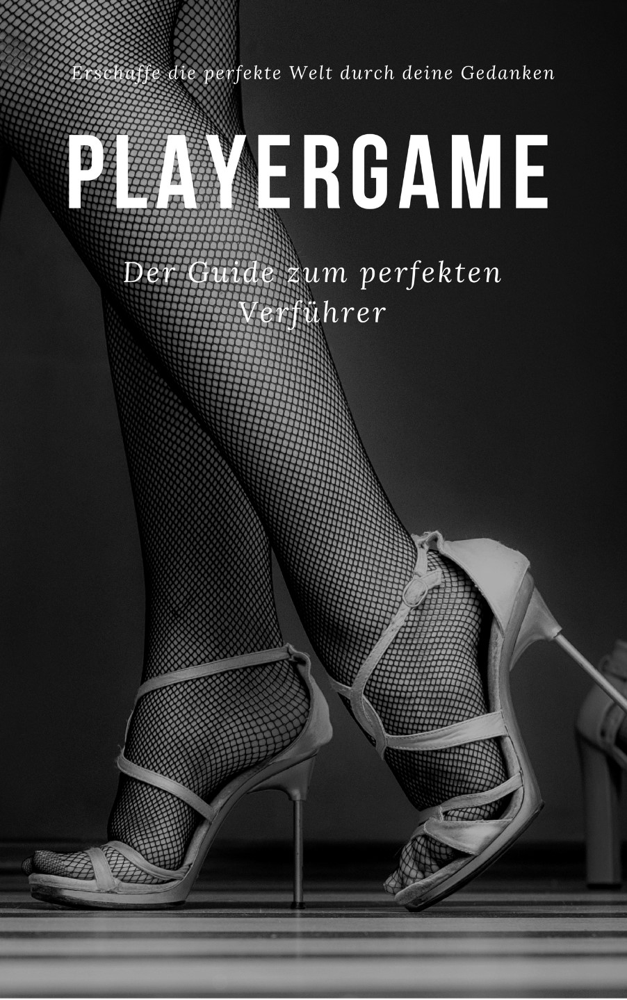 E-Book, attraktive Frau
