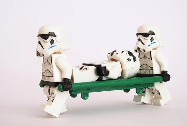 Star Wars Trage