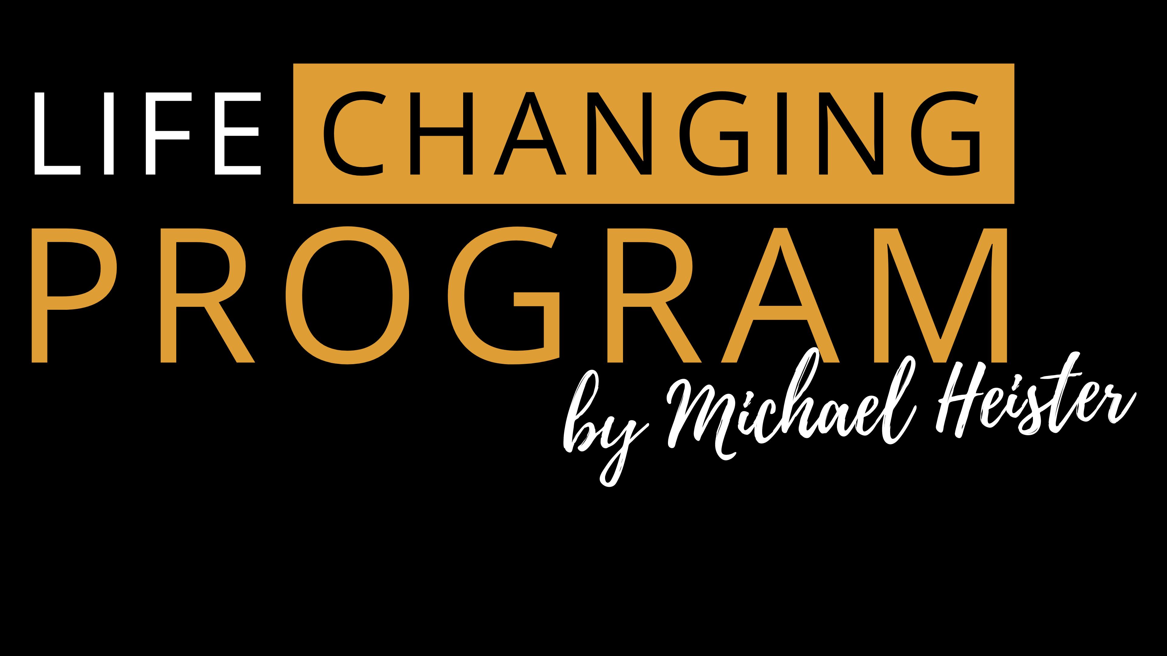 Life Changing Program Logo