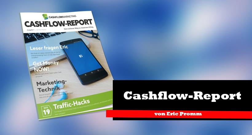 Cashflow Report von Eric Promm