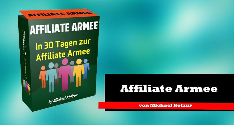 Affiliate Armee von Michael Kotzur