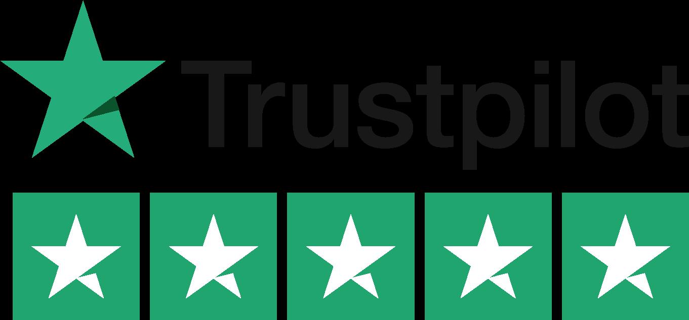 5 Sterne bei Trustpilot für das Social Media Sales Coaching
