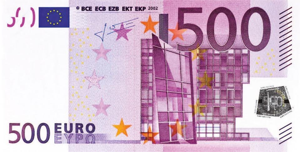 Geld gewinnen - 500€ in Bar