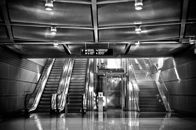 Tipps zum Abnehmen Nr 6 nimm die Treppe