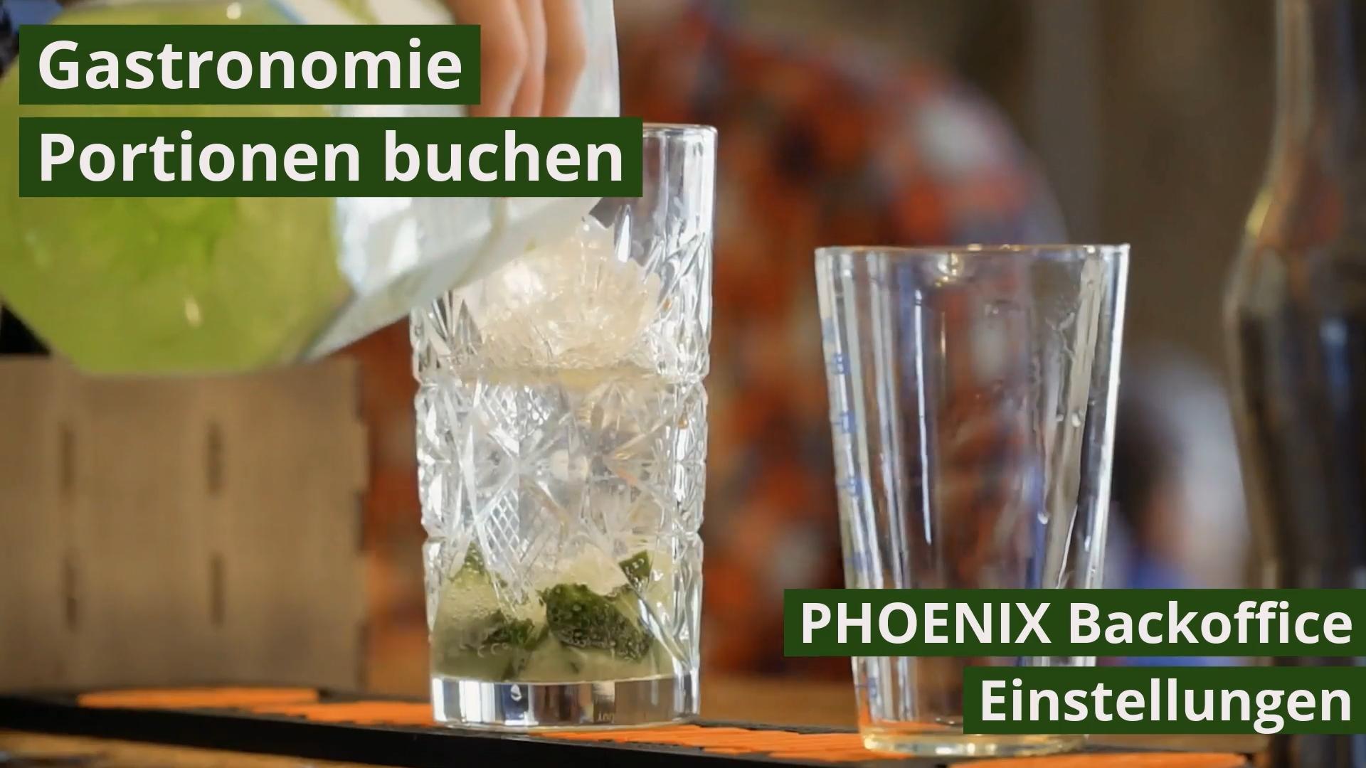 PHOENIX Feature - Portionen