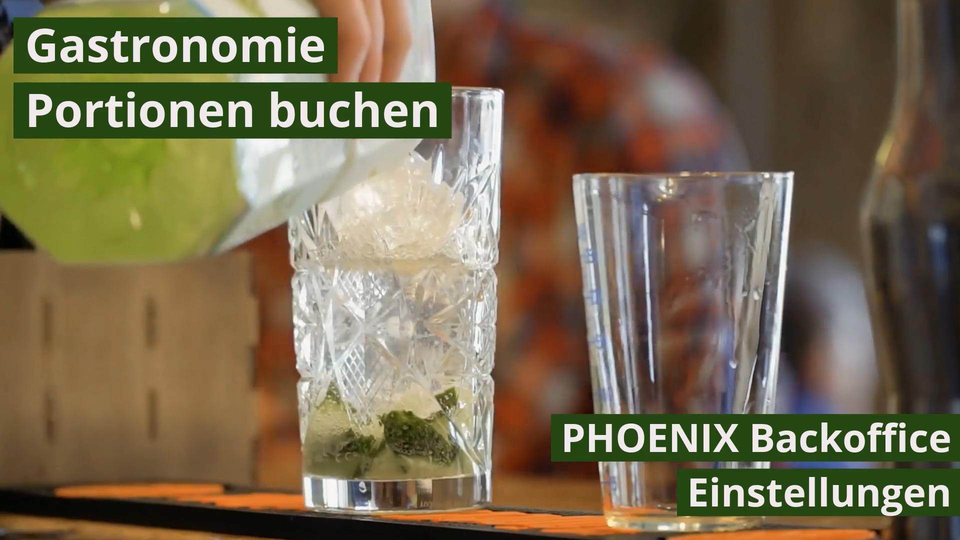 PHOENIX Feature - Portionen in der Gastronomie