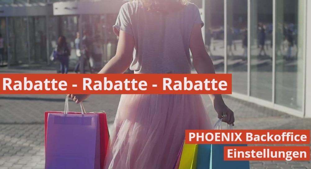 PHOENIX Feature - Rabatt