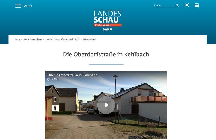 Kehlbach im Fernsehen - SWR präsentiert PosBill