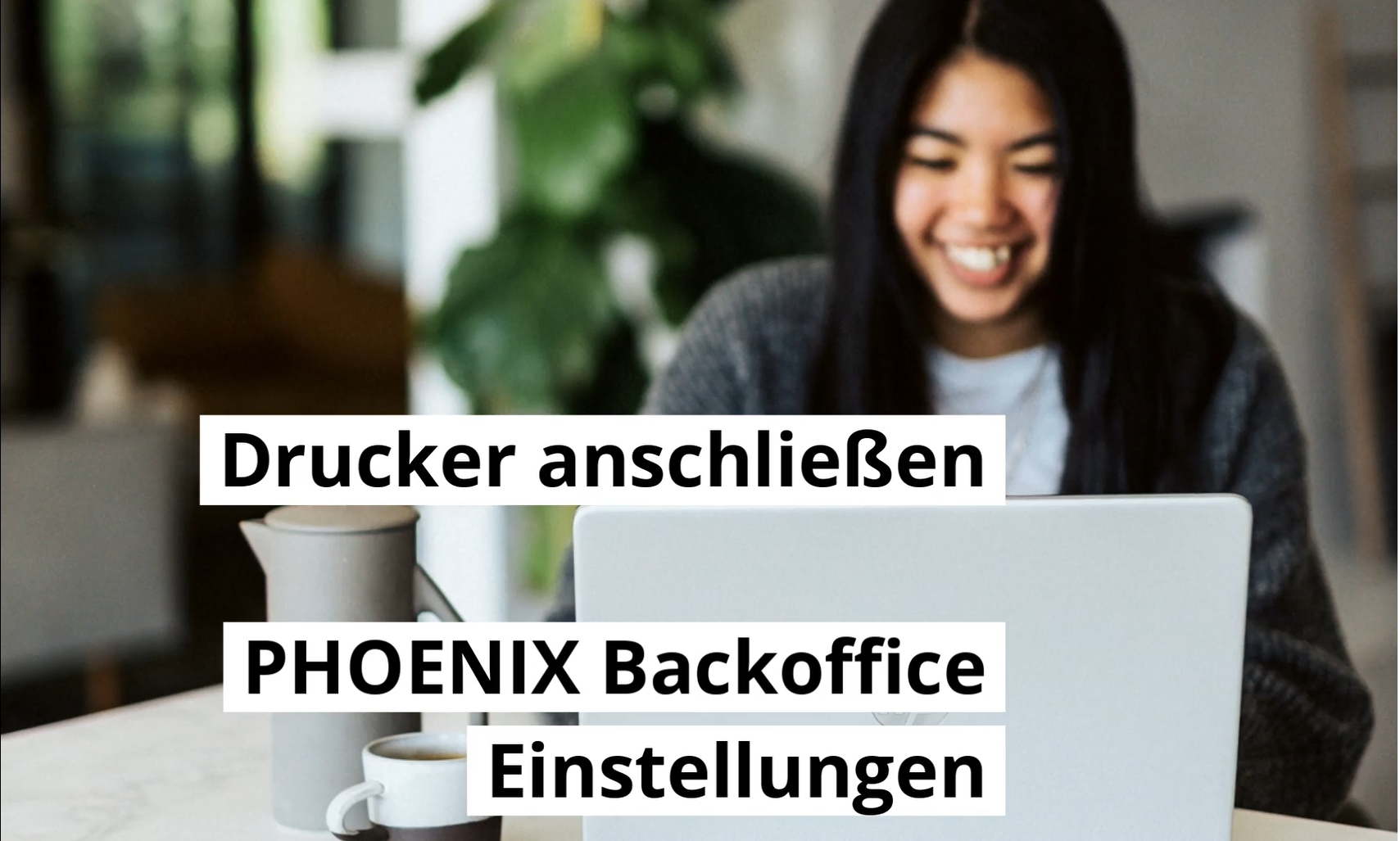 PHOENIX Feature - Druckereinrichtung