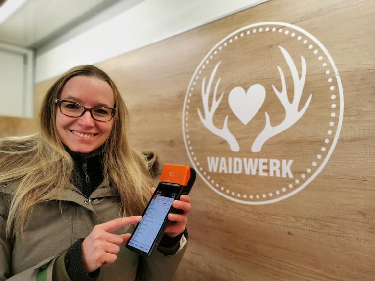 Phoenix Kassensoftware bei WAIDWERK – Wildspezialitäten aus der Region