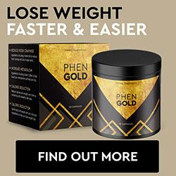PhenGold verschreibungsfreie Phentermine Alternative