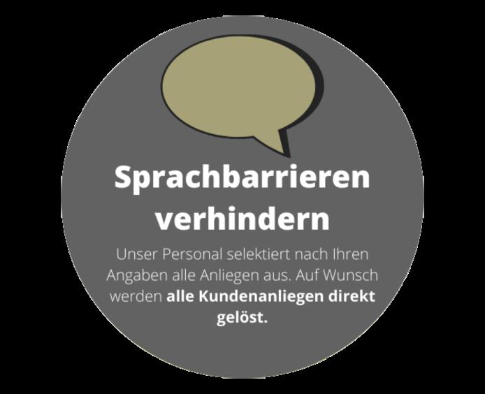 Sprachbarrieren verhindern