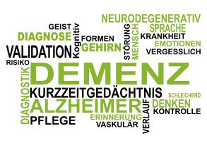 Demenz Formen, Symptome und Ursachen