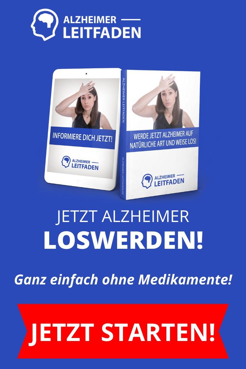 Alzheimer Loswerden
