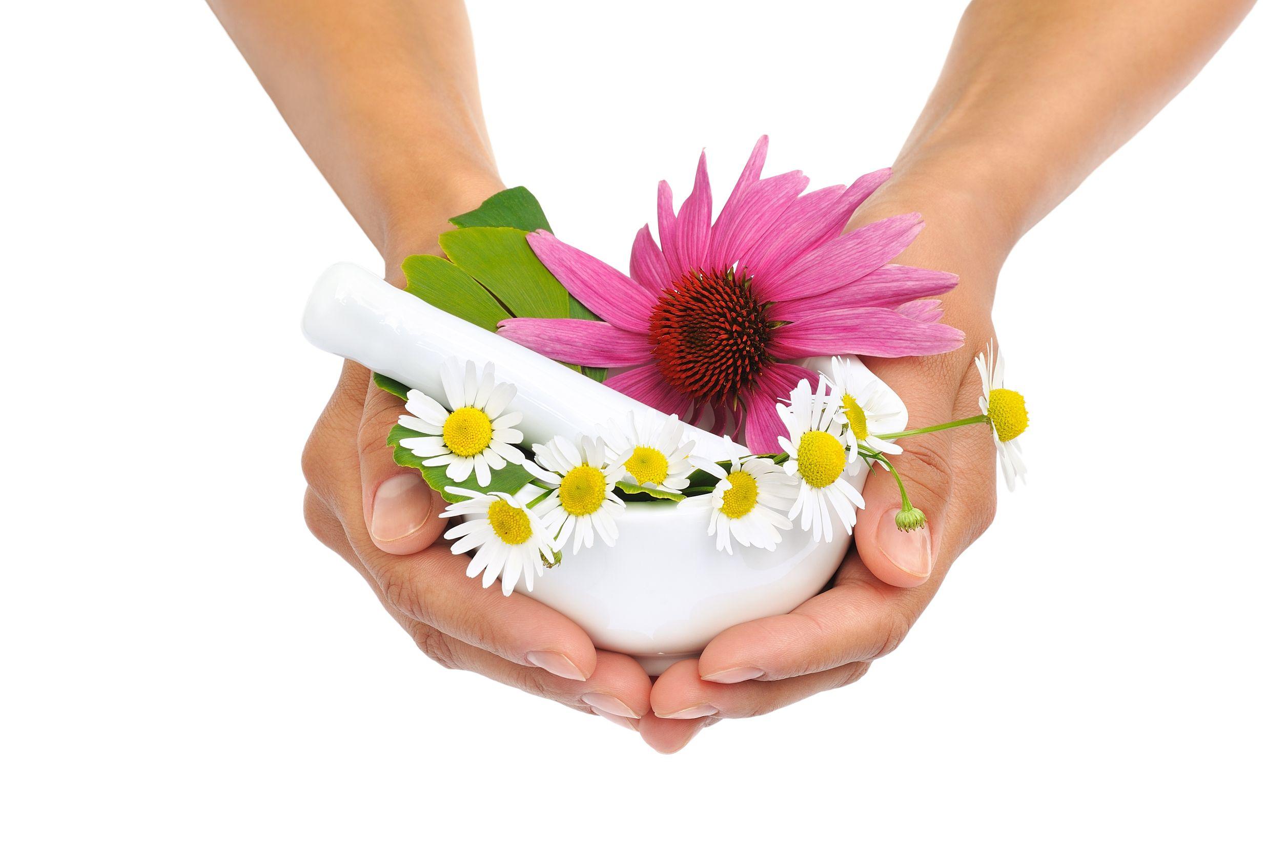Homöopathie hilft gegen Stress
