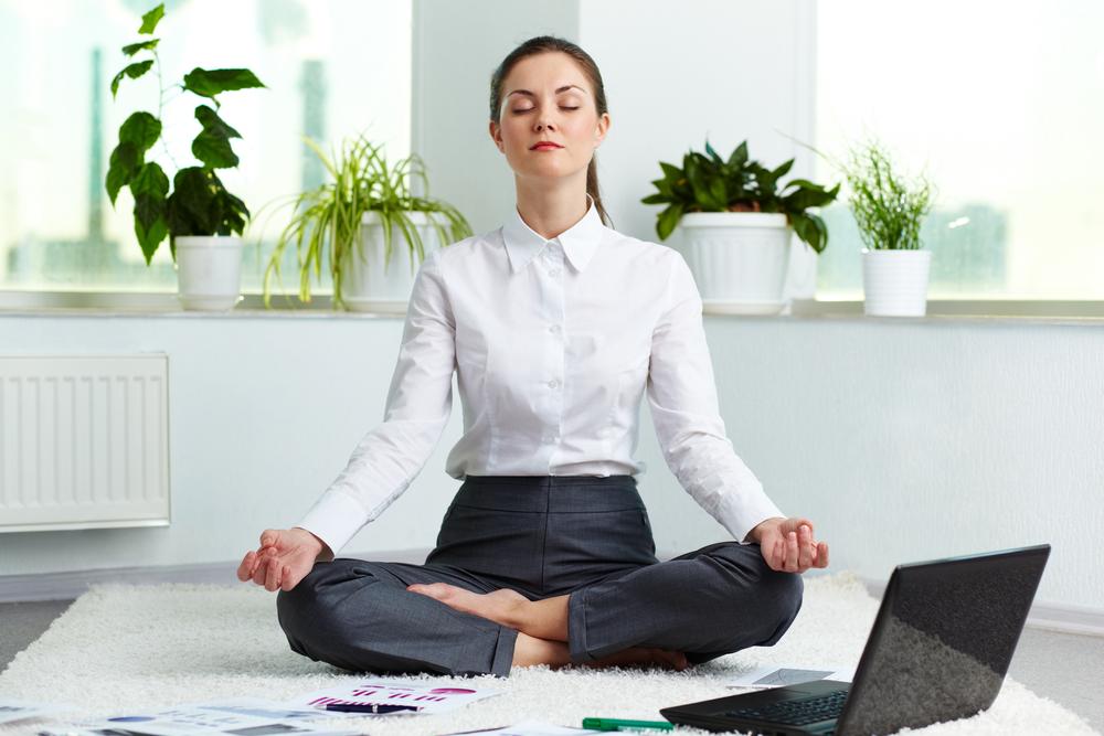 Meditationsübung gegen Schwindel