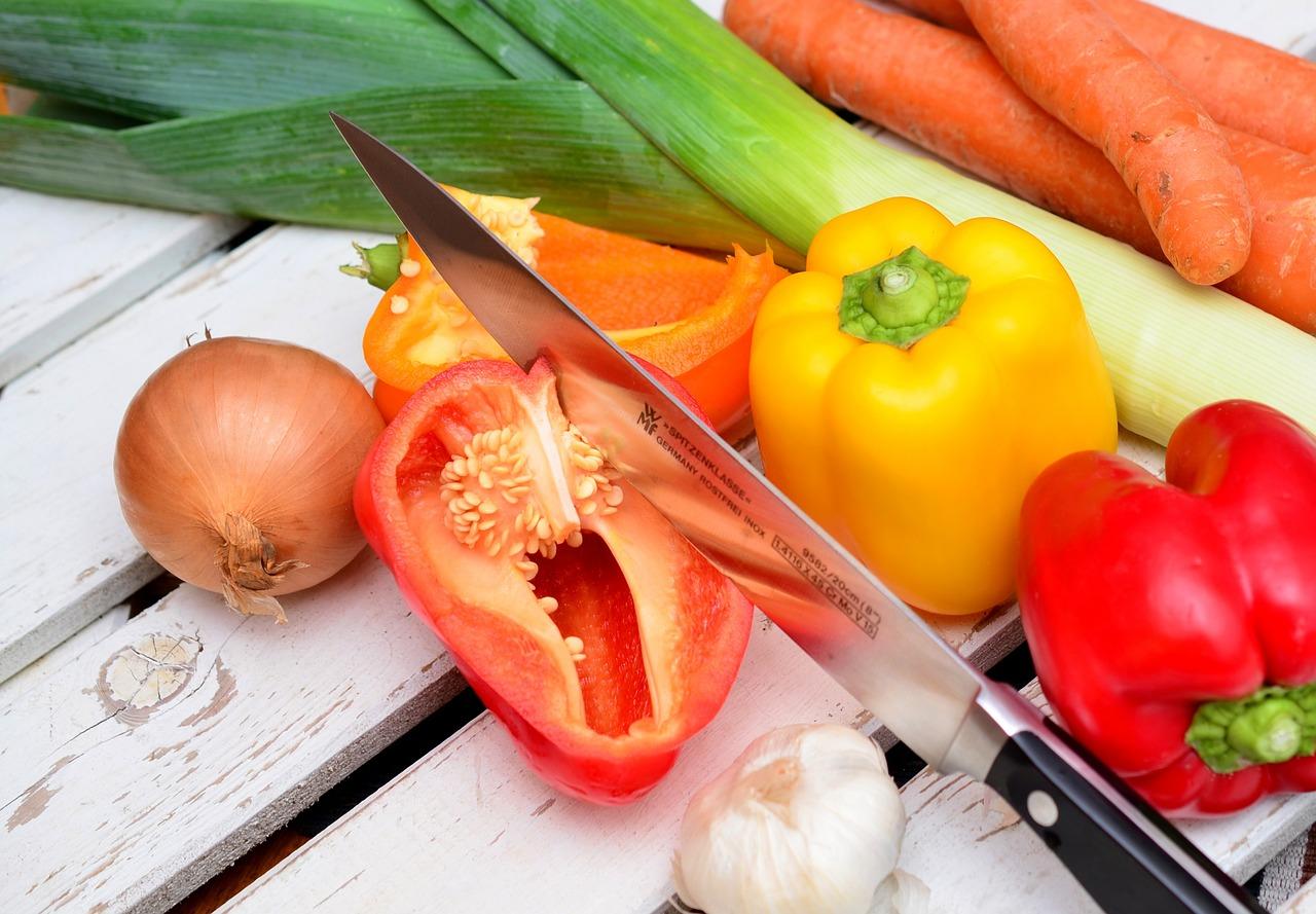 Gesundes Essen beim Abnehmen