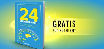 das 24 Stunden Buch gratis für nur kurze Zeit erhältlich.
