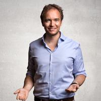 Autor und Gründer Thomas Klußmann von dem Buch das 24 Stunden Buch.