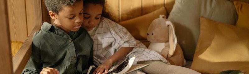 Kinder of color als Held*innen in Bilderbüchern