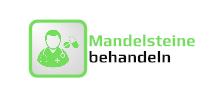 Nie mehr mandelsteine logo