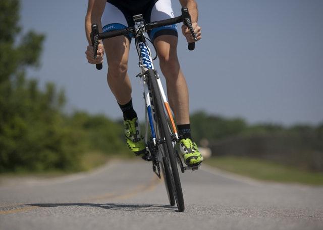 Sport regt den Stoffwechsel zusätzlich an