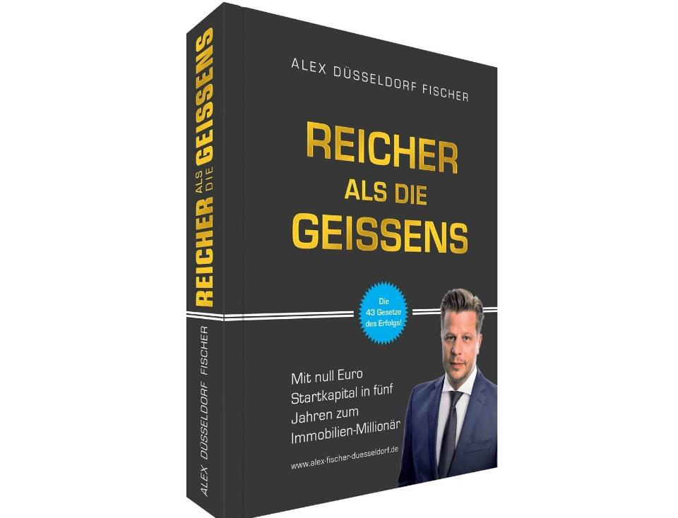 Alex Fischer - Reicher als die Geissens