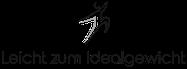 Logo der internetseite http://leicht-zum-idealgewicht.de/