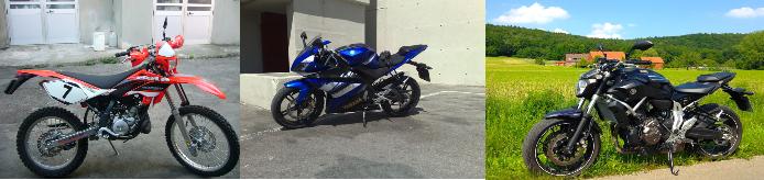 AM, A1 und A2 Motorradführerschein Angebot