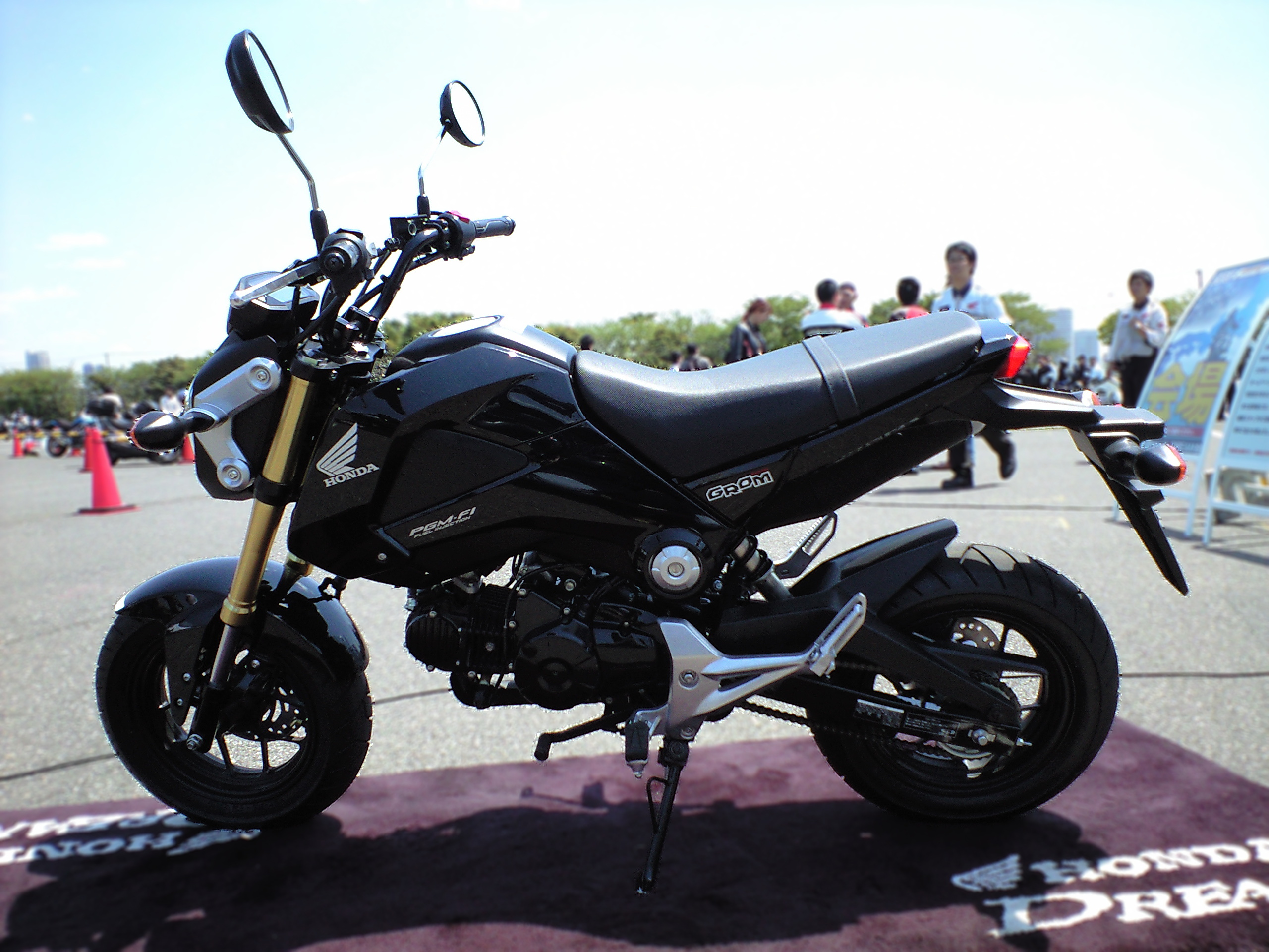 Honda grom 125 - 125er Monkey Bike