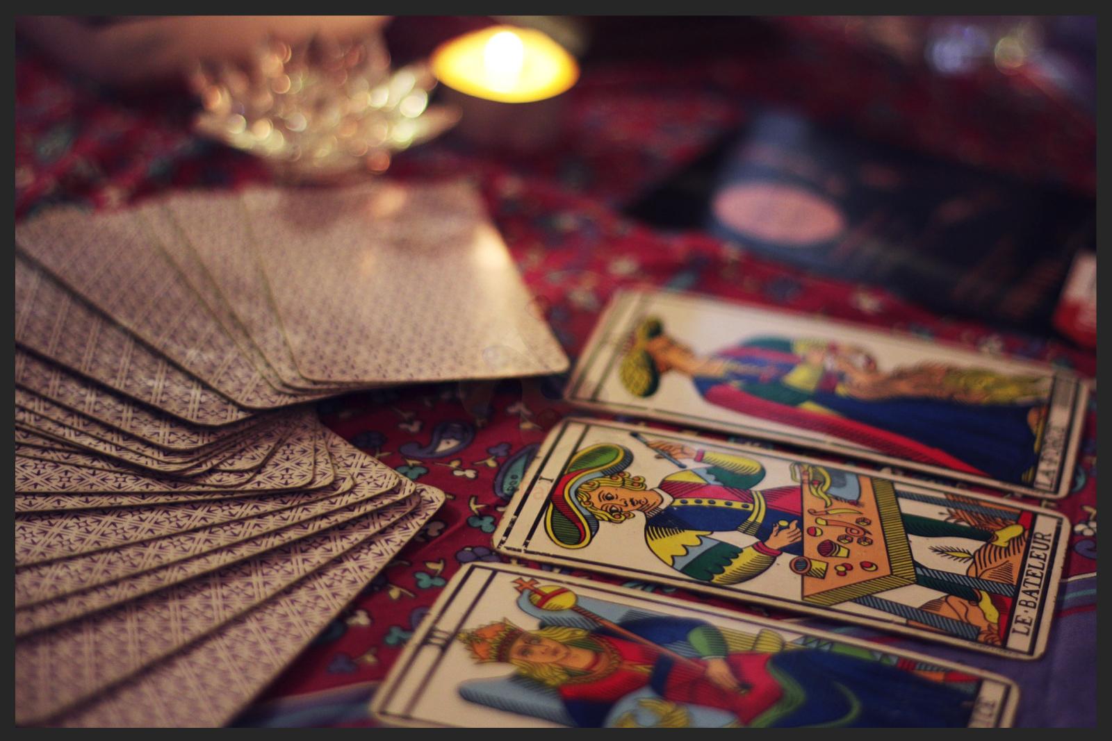 Kartenlegen lernen Blog