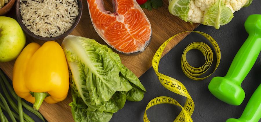 Lebensmittel zur unterstützung von Muskelaufbau ernährung