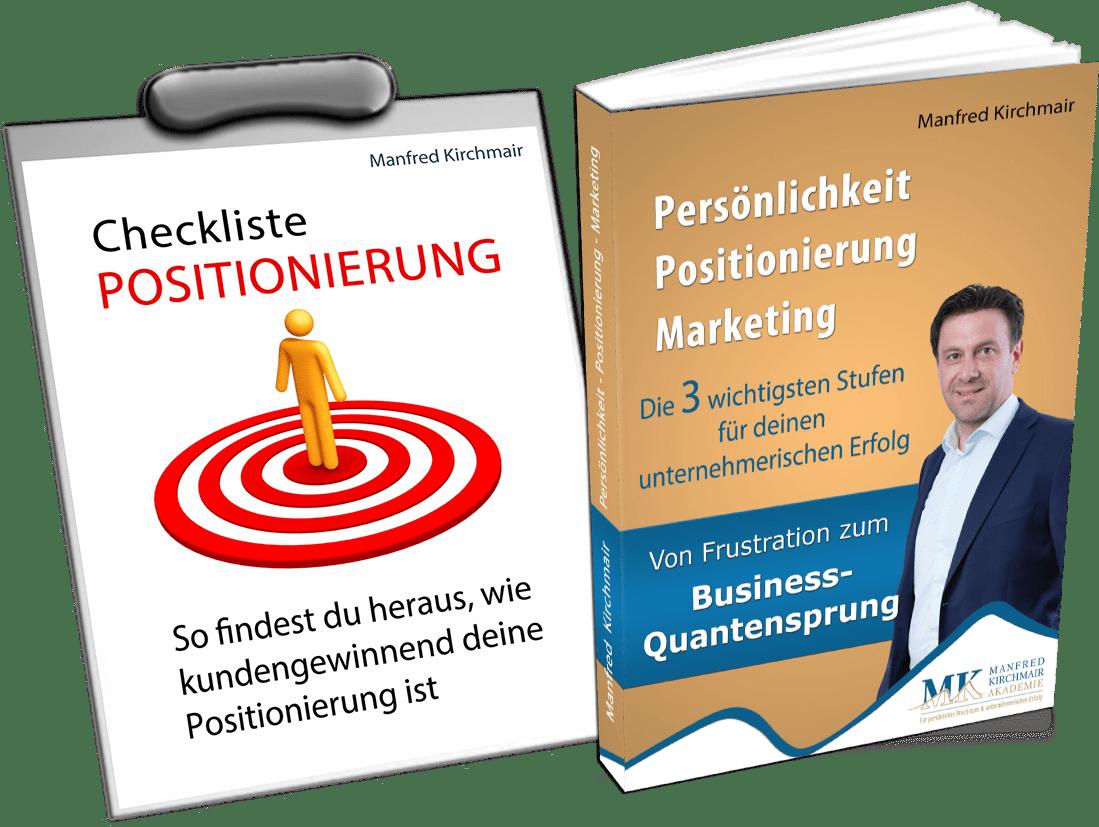 Webinar Positionierung Boni