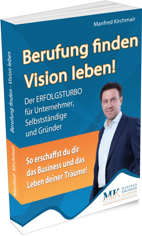 E-Book: Berufung finden - Vision leben