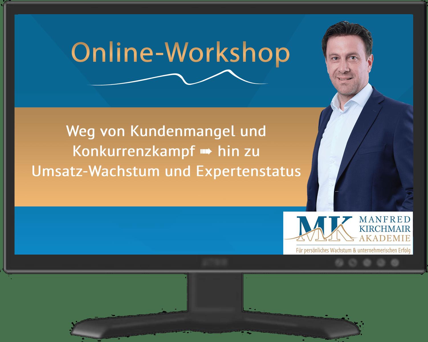Online-Workshop Positionierung kostenlos