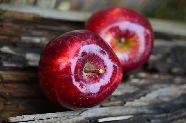 Apfelessig als Fußpilz Hausmittel