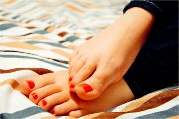 Fußpilz erkennen rechtzeitig
