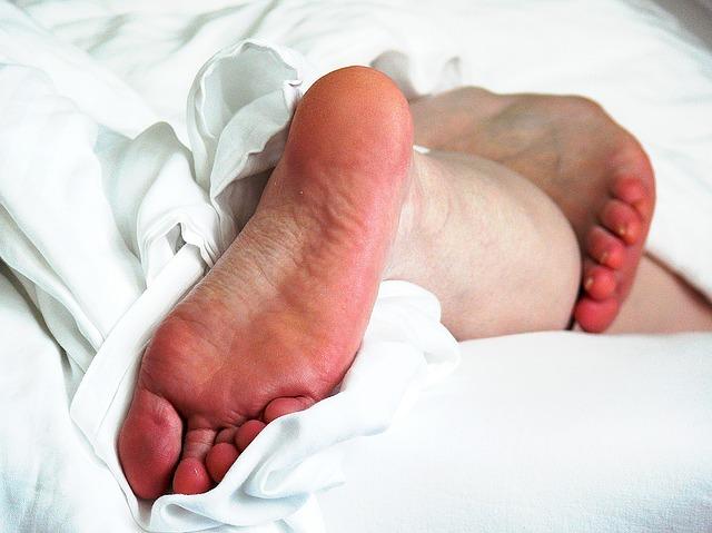 Fußsohle Fußpilz Symptome