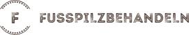 Fußpilz behandeln logo