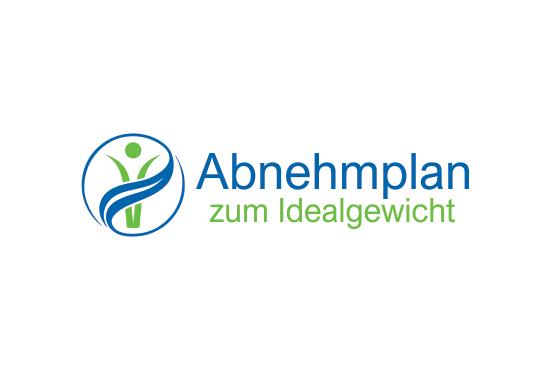 Abnehmplan zum Idealgewicht - Logo