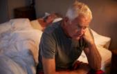 Rentner kann nicht schlafen
