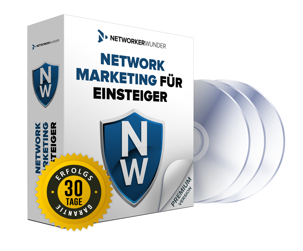 Hol dir den Network Marketing Kurs von Said Shiripour