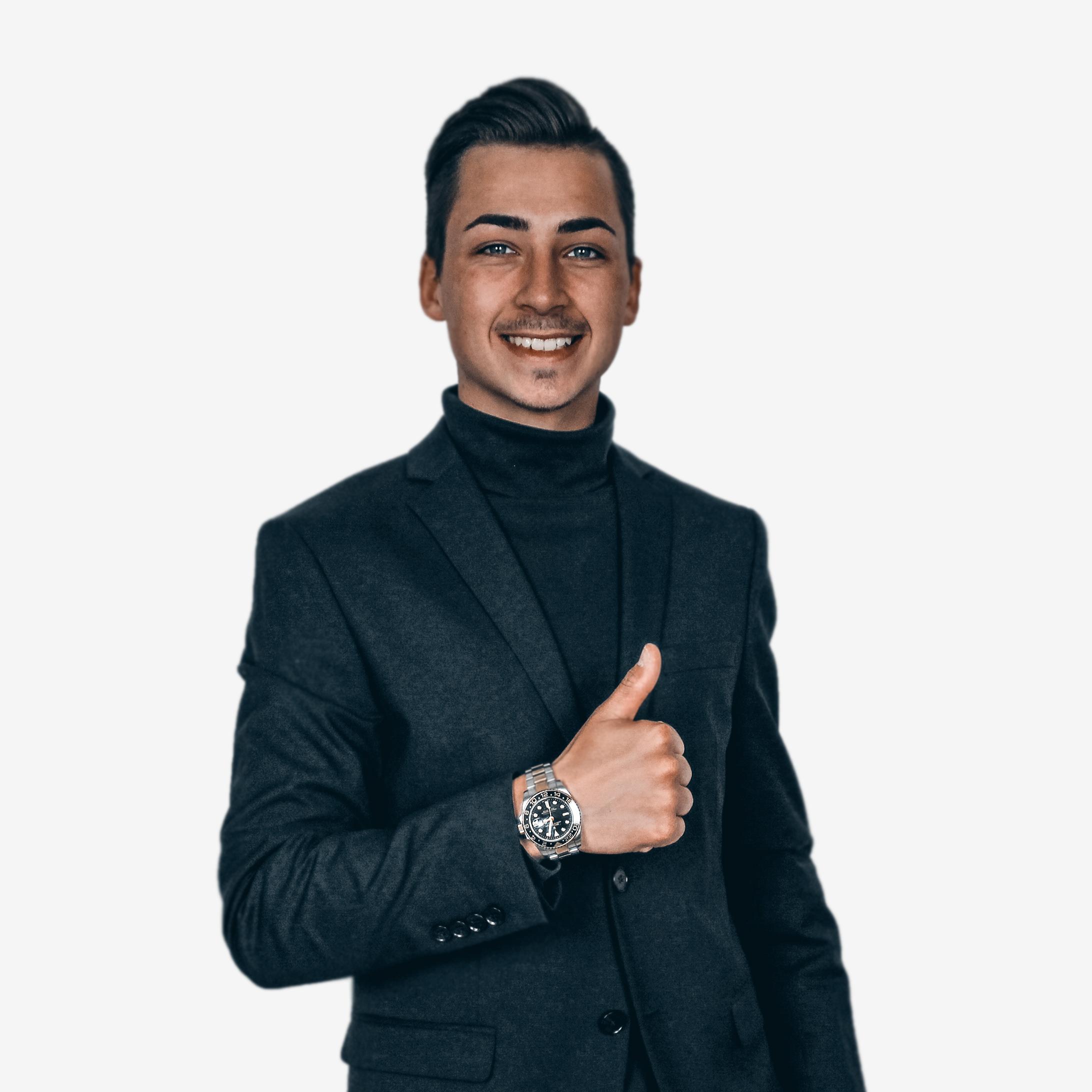 Gianluca Bongers Profil